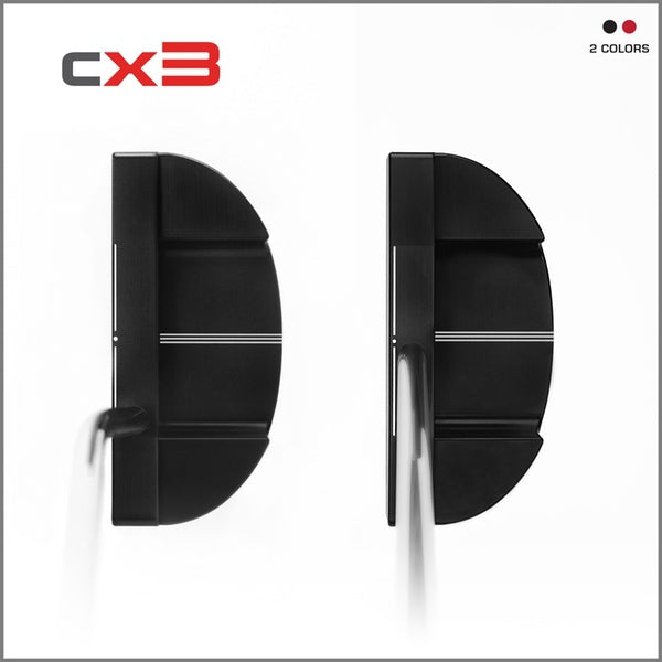 Cure Classic CX3 Black Centre Shaft Putter