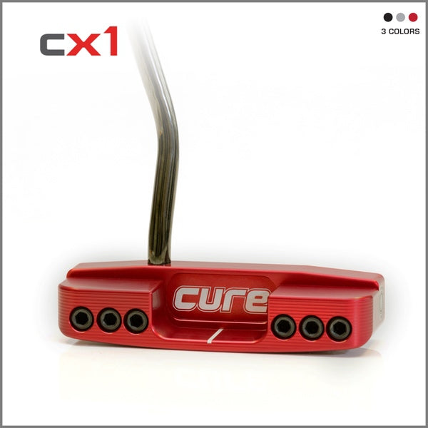 Cure Classic CX1 Heel Shaft Putter