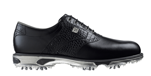 Footjoy Dryjoy Tour Shoe (Black/Crocodile)