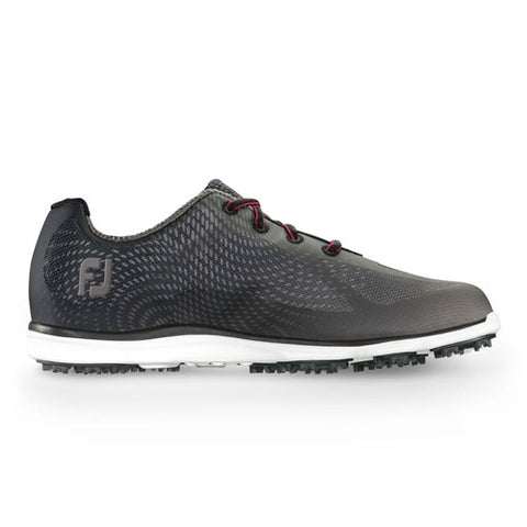 Footjoy emPOWER Ladies Shoes (Black/Charcoal)