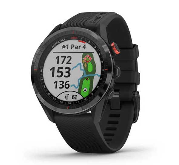 Garmin Approach® S62 GPS Watch Black