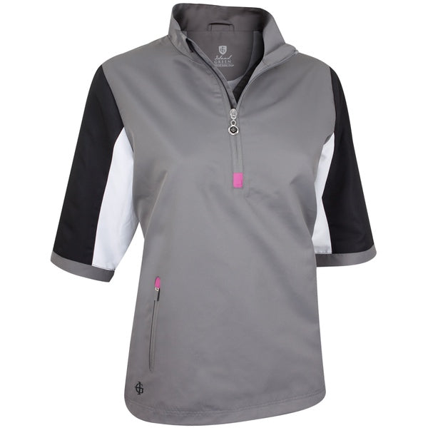 Island Green Ladies Water Repellent Windstopper