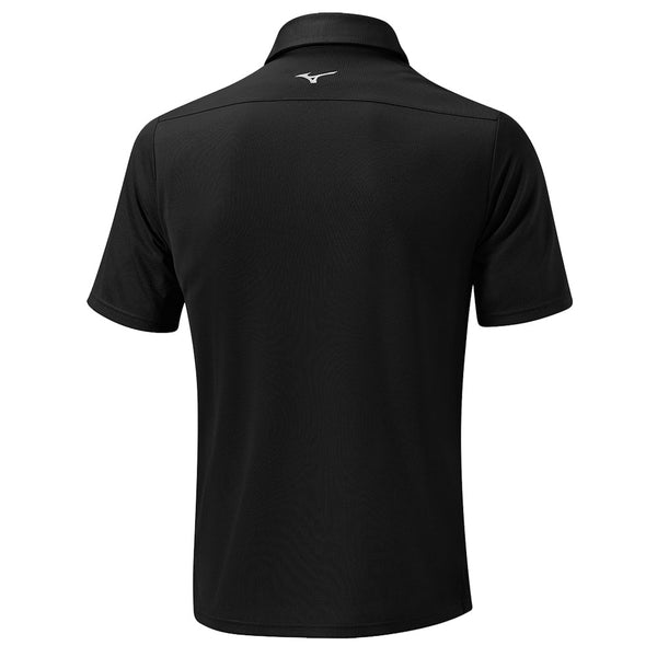 Mizuno BT Plain Polo Black