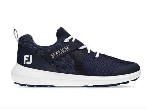 Footjoy Flex Golf Shoes - Navy
