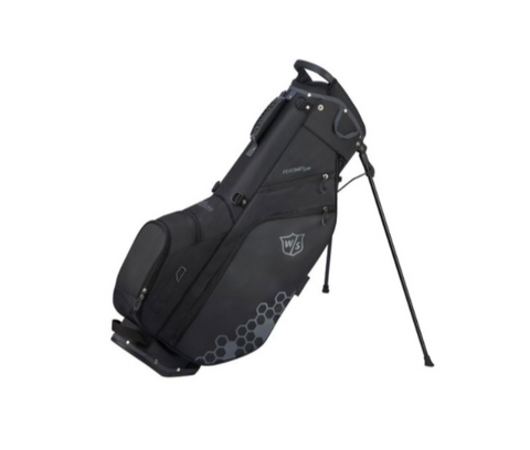 Wilson Staff Feather Carry Bag Black