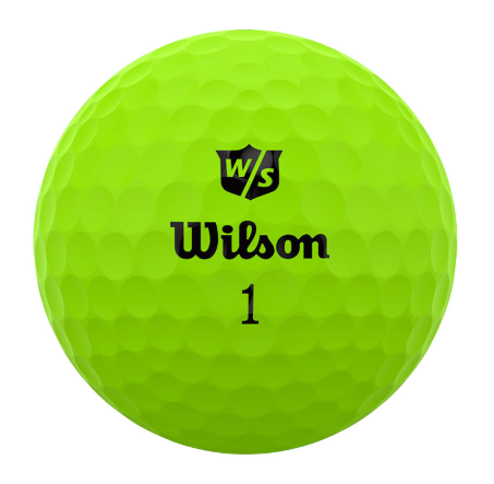 Wilson Staff DUO Optix Matte Green - Dozen