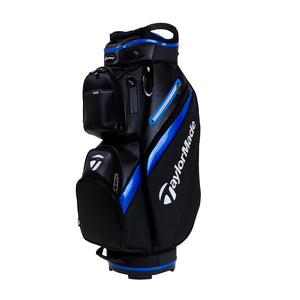 Taylormade Deluxe Cart Bag - Blue/Black