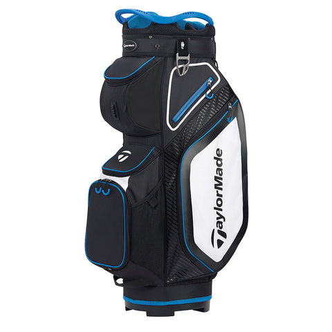 Taylormade Pro Cart 8.0 - Black/White/Blue