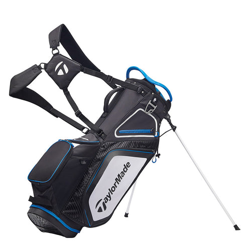 Taylormade Pro Stand 8.0 - Black/White/Blue
