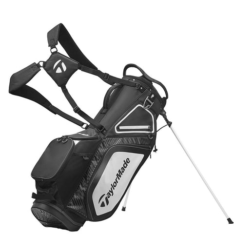 Taylormade Pro Stand 8.0 - Black/White/Charcoal