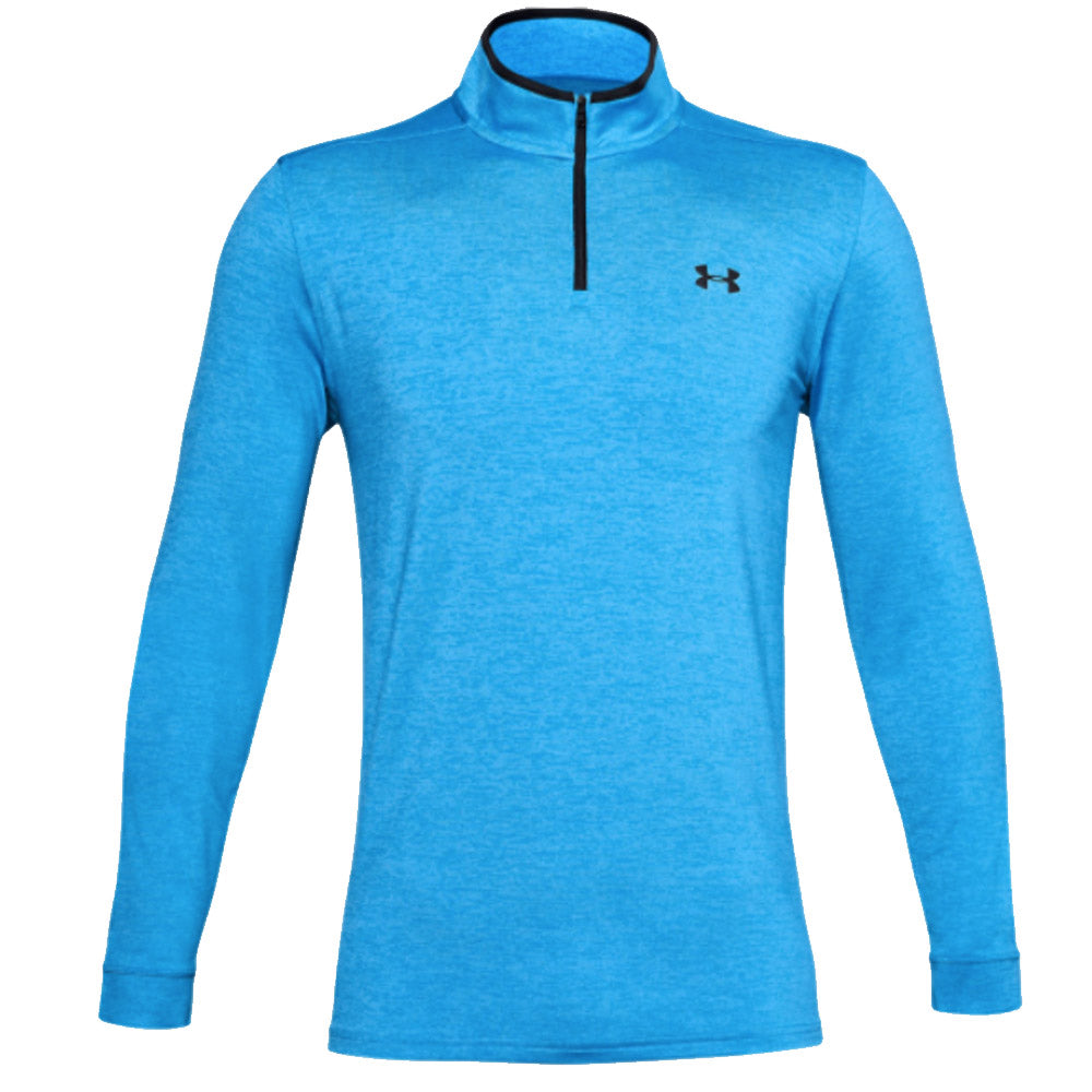 Under Armour Playoff 2.0 1/4 Zip Electric Blue