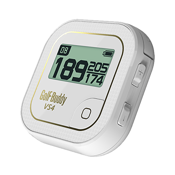 GolfBuddy VS4 GPS Watch