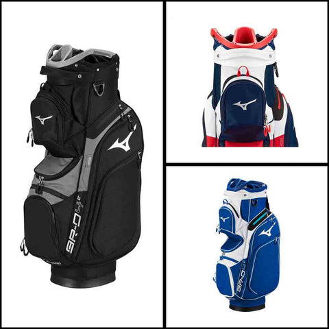Mizuno BRD 4C Cart Bag