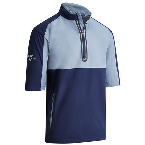 Callaway 1/2 Sleeve Block Wind Jacket Wind Jacket