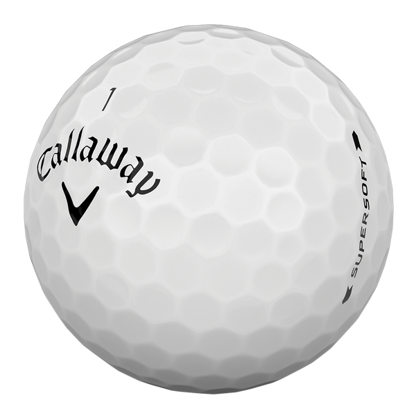 Callaway Supersoft Balls (Dozen)
