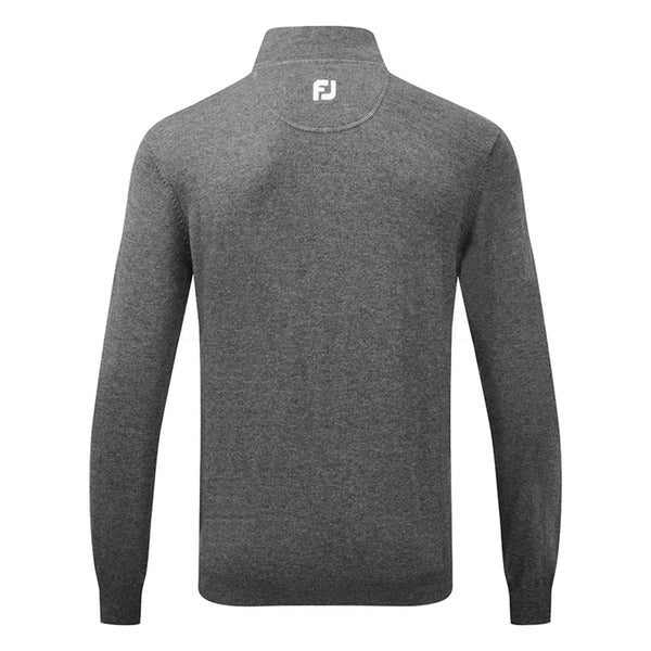 Footjoy Essentials Lambswool V Neck Pullover