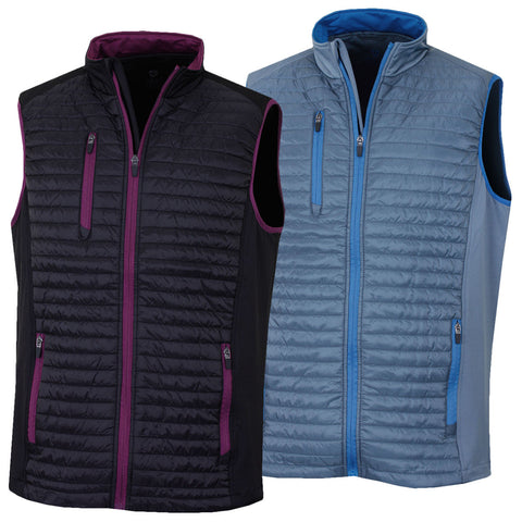 Island Green 2019 Padded Gilet