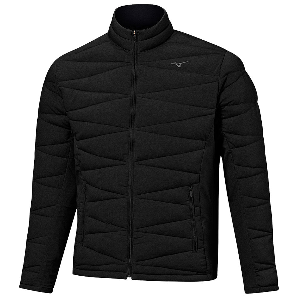 Mizuno Techfill Jacket Black
