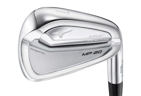 Mizuno MP 20 MMC Golf Irons 4-PW Stiff (7 Irons)