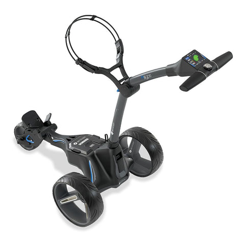 Motocaddy M5 GPS Electric Trolley
