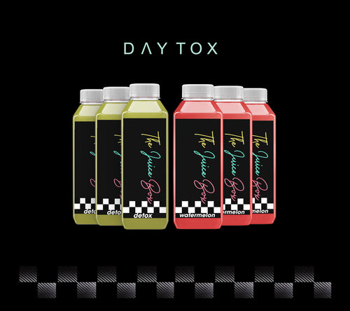DAY TOX - The Juice Box-Houston