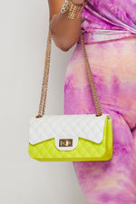 Half Tone Quilt Jelly Bag - Fashion House USA