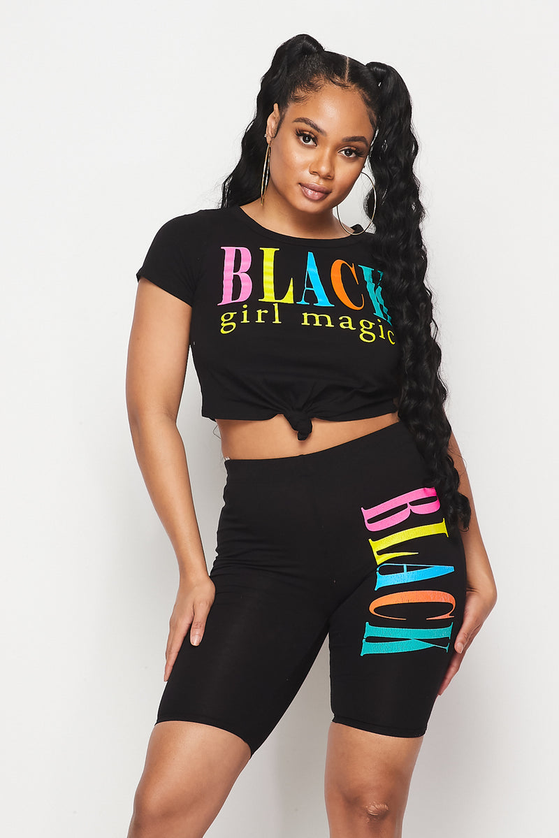 Black Girl Magic Set - Fashion House USA