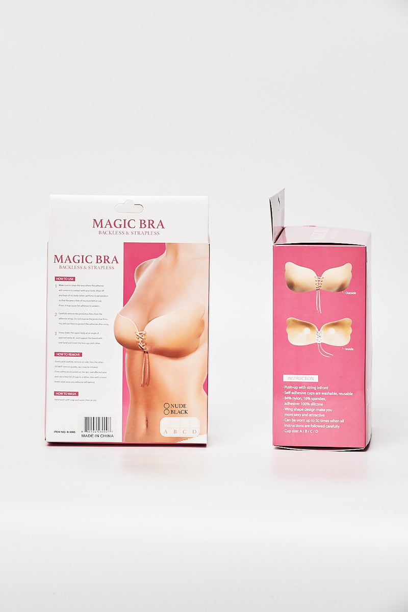 MAGIC BRA-NUDE - Fashion House USA