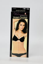 WAIST CINCHER-BLACK - Fashion House USA