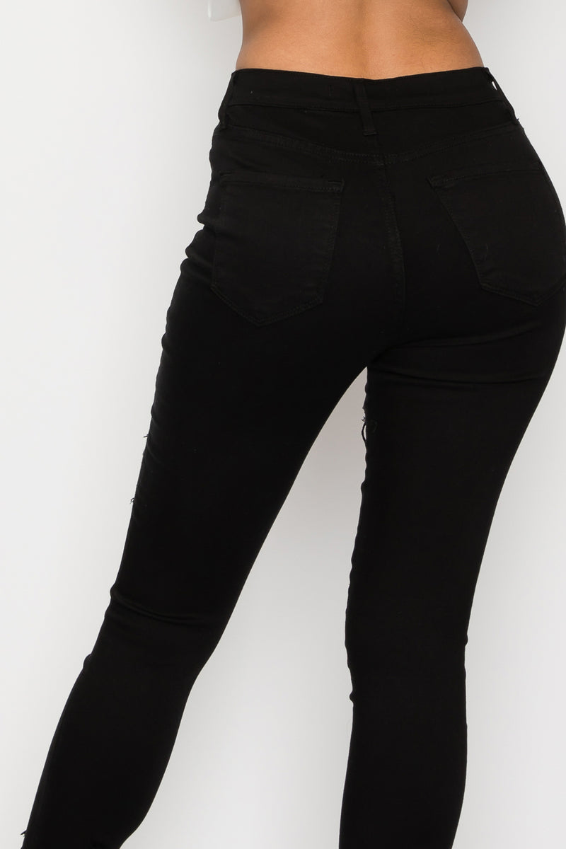 Distressed Skinny Jean - Fashion House USA