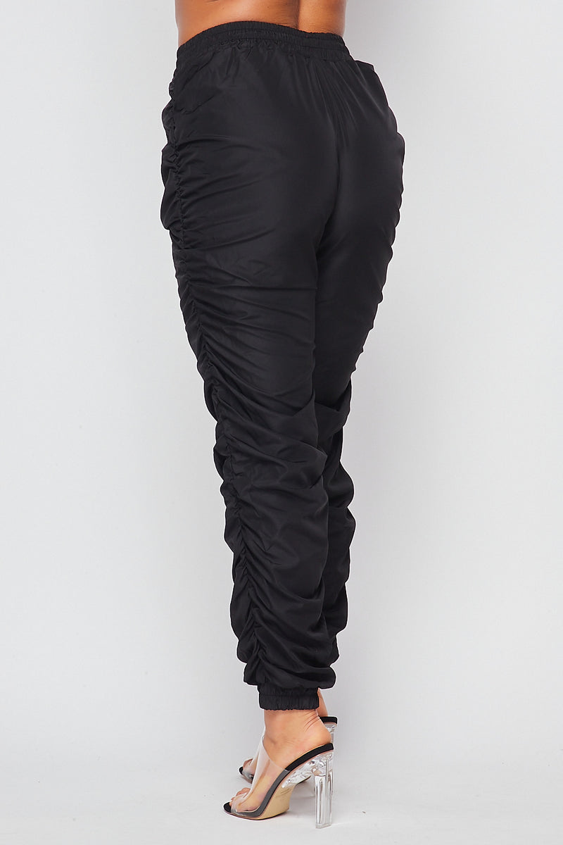 Sexy Fitted Jogger Pants-Black - Fashion House USA