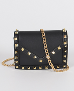 Must Have Studded Mini Bag-BLACK - Fashion House USA