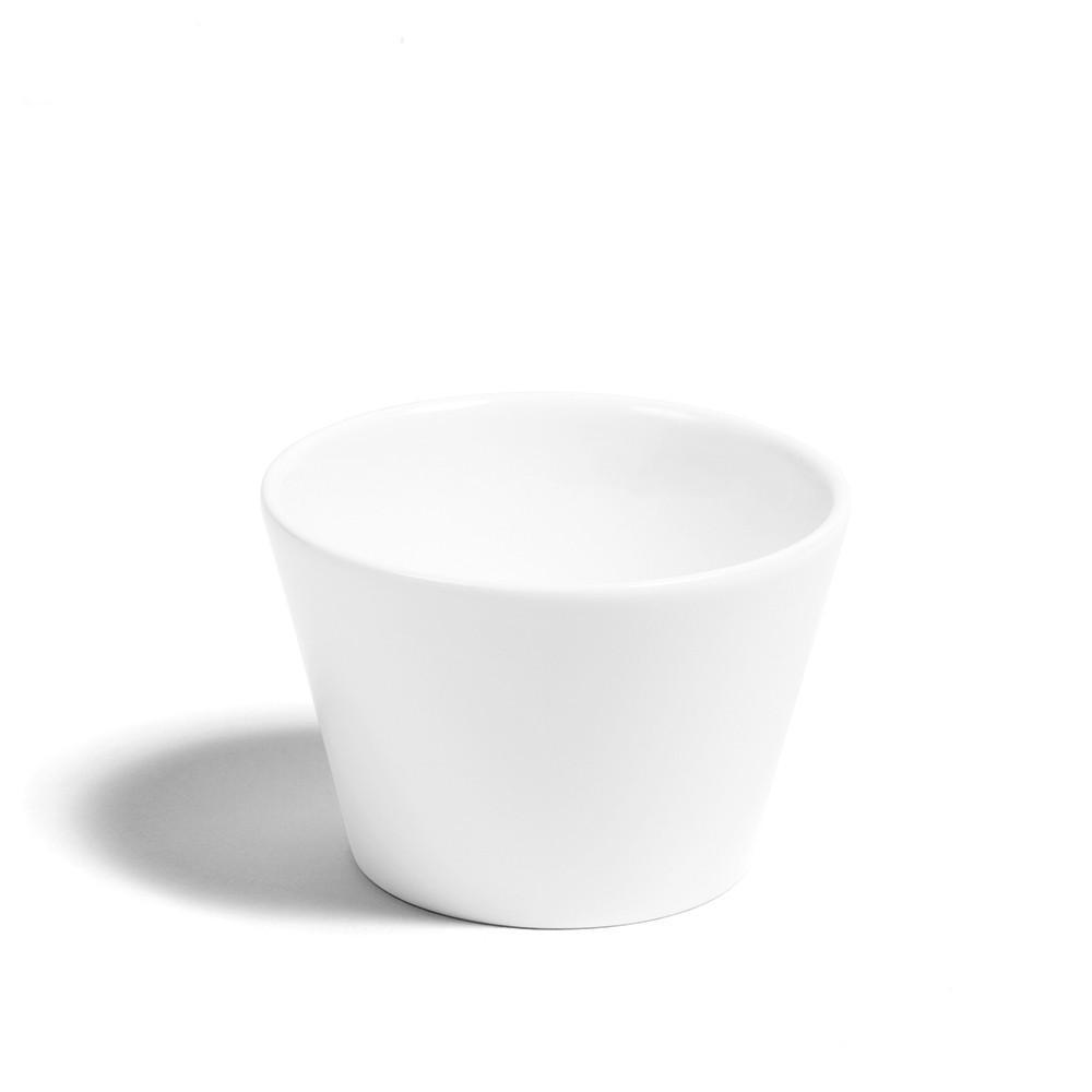 White Deco Sugar Bowl