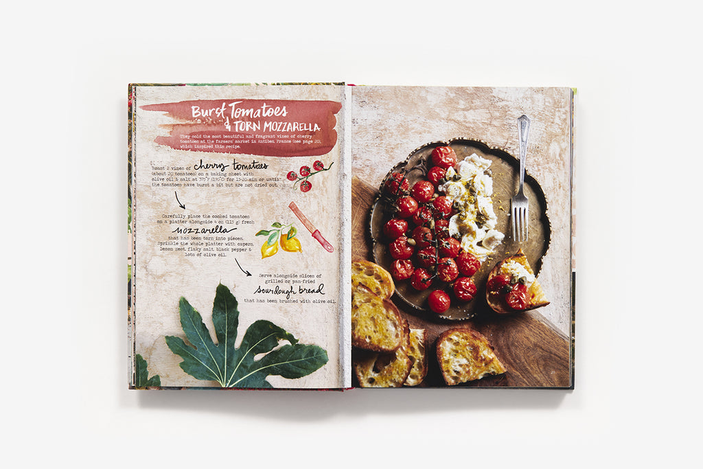 The Forest Feast Mediterranean Book