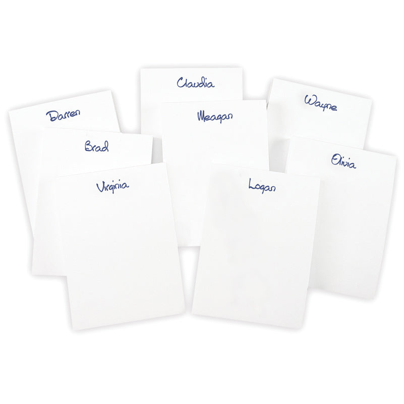 Family and Friends Notepads, Set of 8