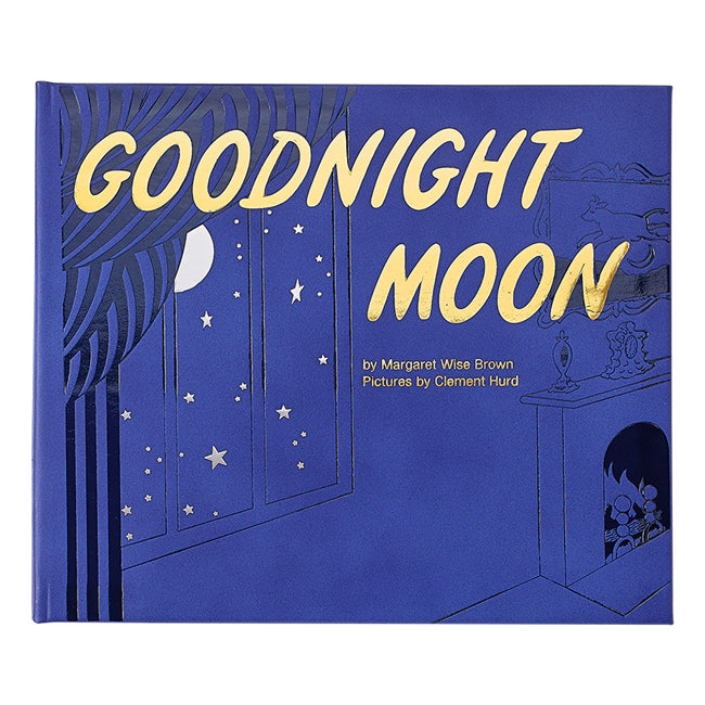 Personalized Leather Goodnight Moon Book