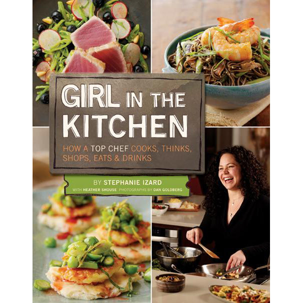 Girl in the Kitchen Book