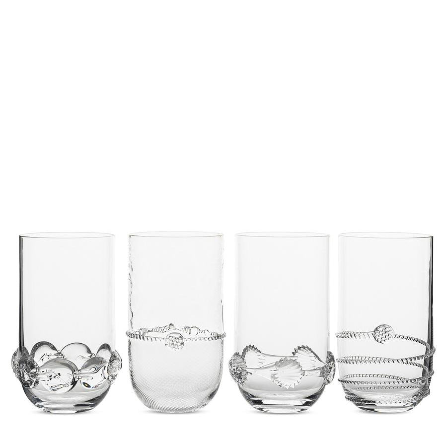 Heritage Collectors Set of Large Highballs