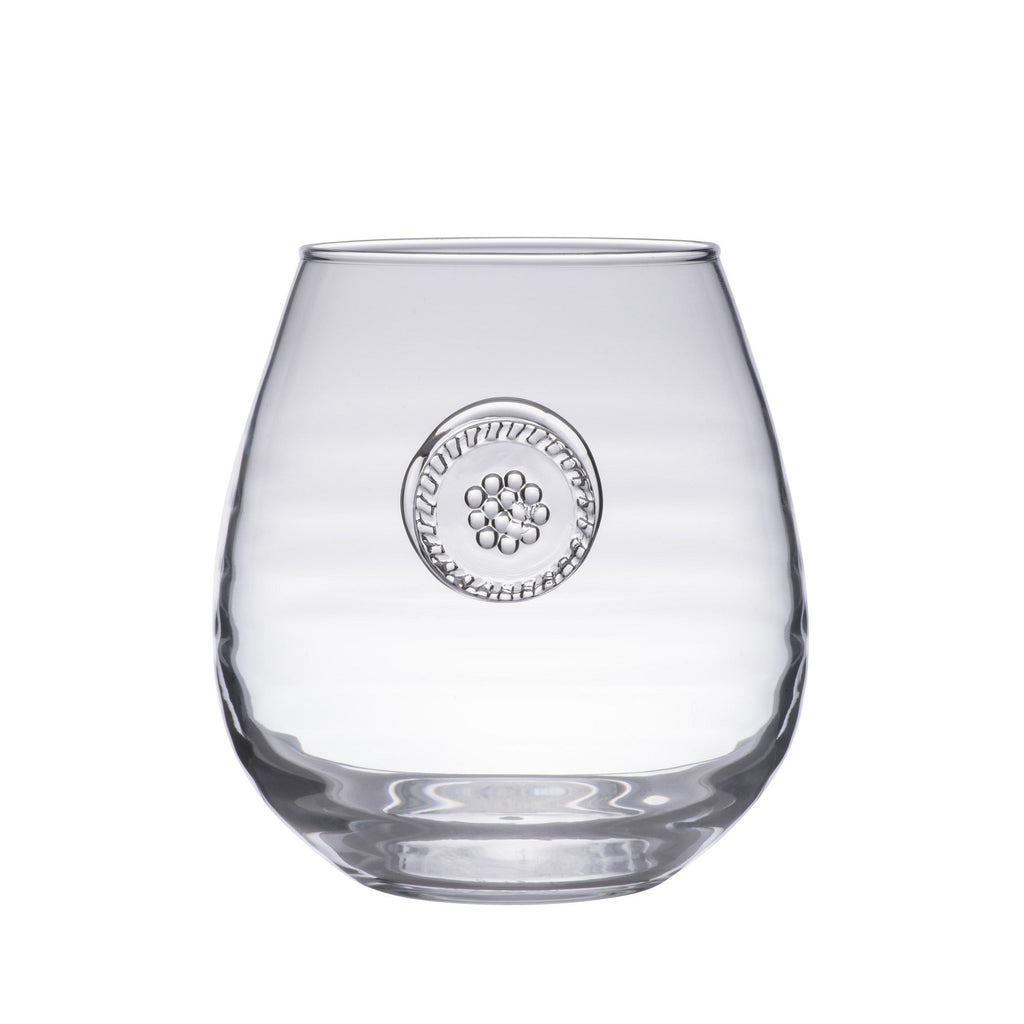 Berry & Thread Stemless Red Wine Glass