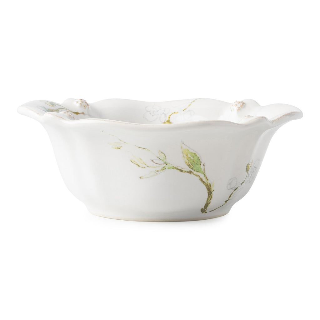 Berry & Thread Floral Sketch Jasmine Cereal/Ice Cream Bowl
