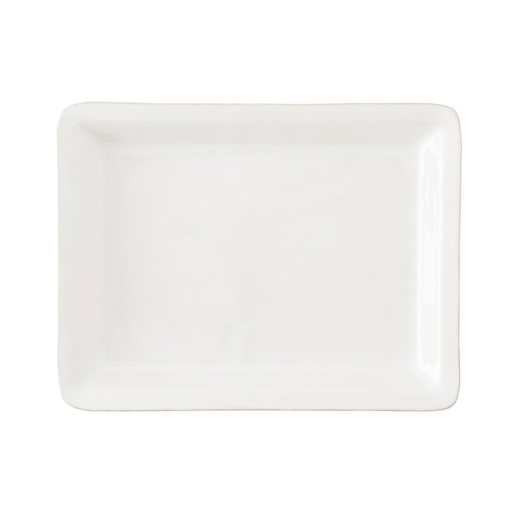 "Puro Whitewash 16"" Tray/Platter"