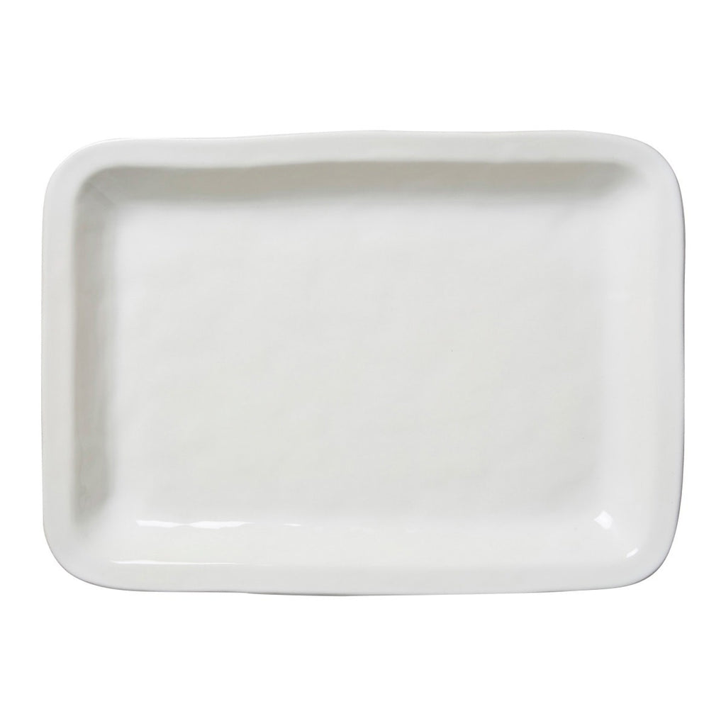 "Puro Whitewash 18.75"" Tray/Platter"