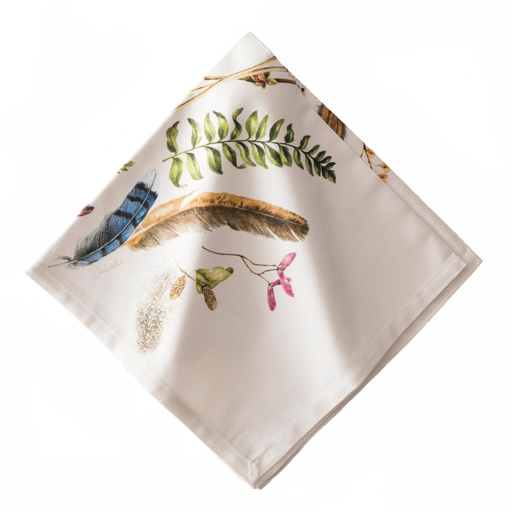 Forest Walk Napkins, Set/4