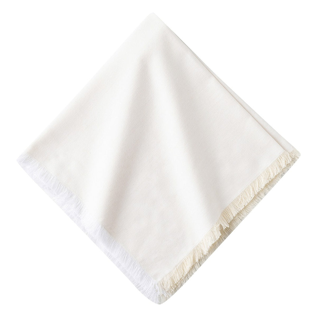 Essex Whitewash Napkins, Set/4