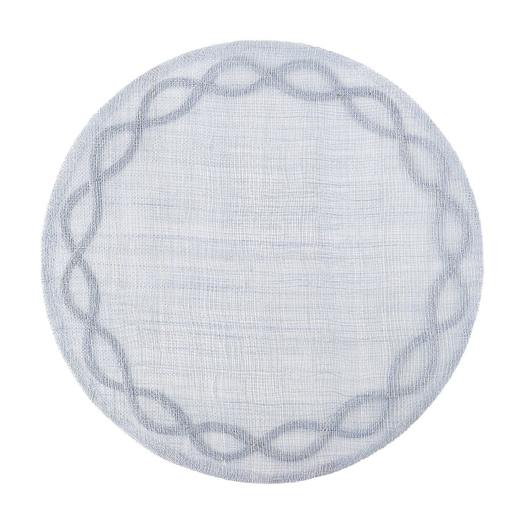 Tuileries Garden Chambray Placemats, Set/4