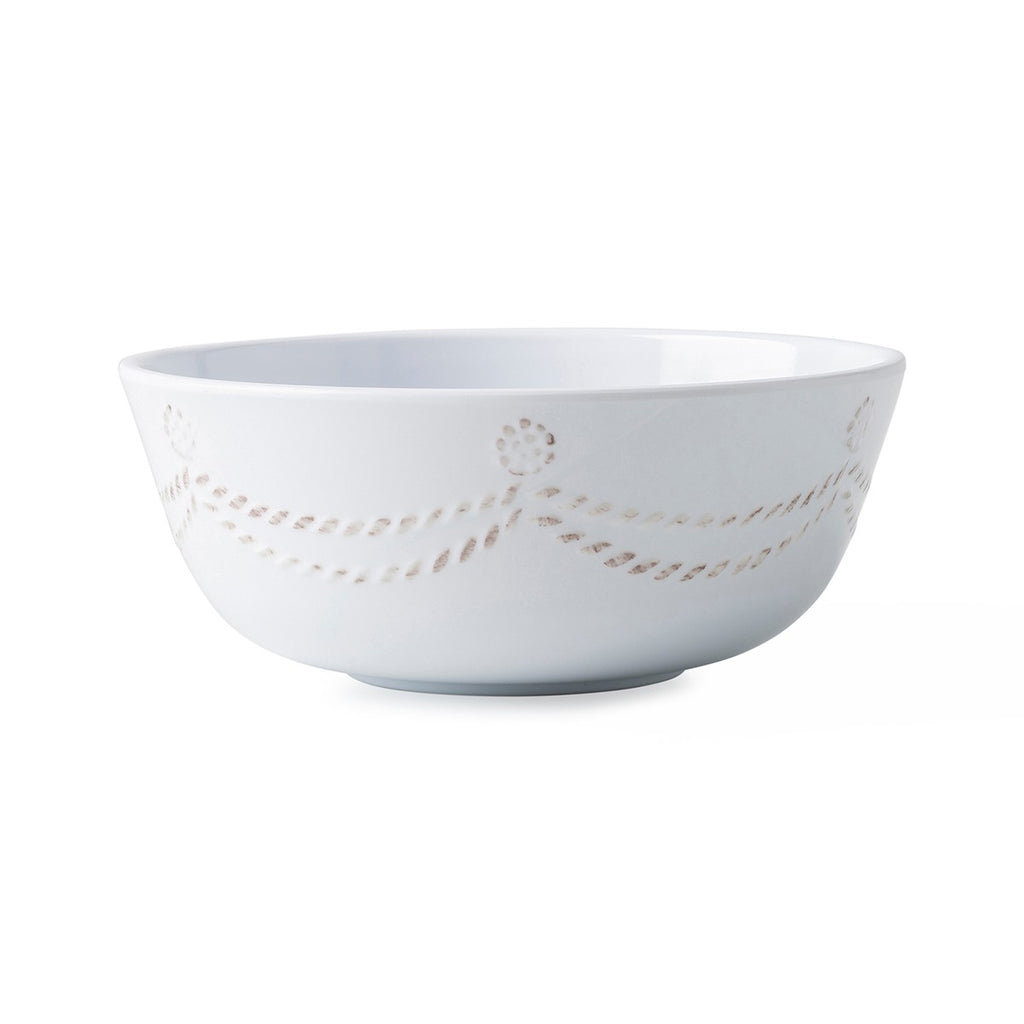 Berry & Thread Melamine Whitewash Cereal/Ice Cream Bowl