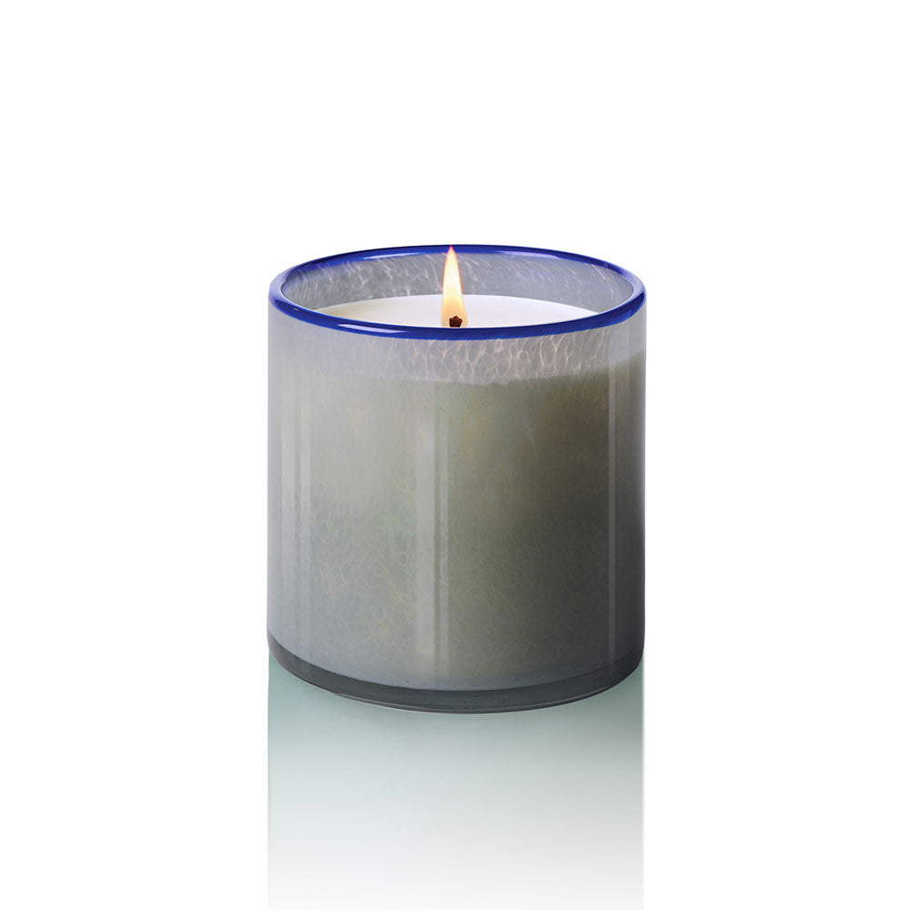 Water Hyacinth Candle