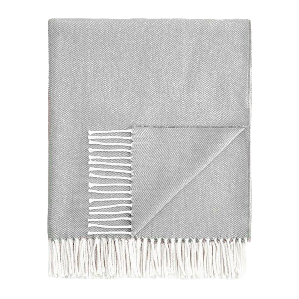 Italian Herringbone Throw