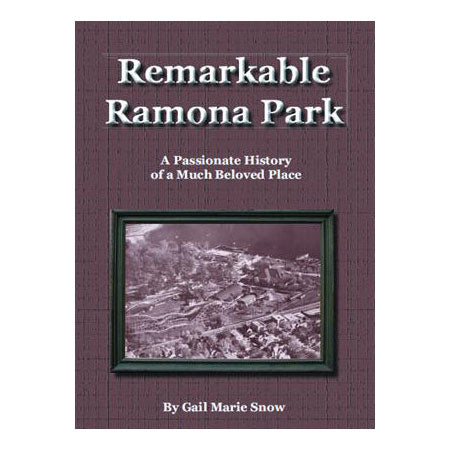 Remarkable Ramona Park Book