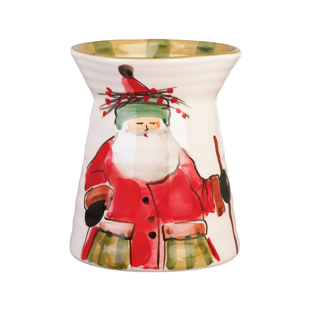 Old St. Nick Utensil Holder